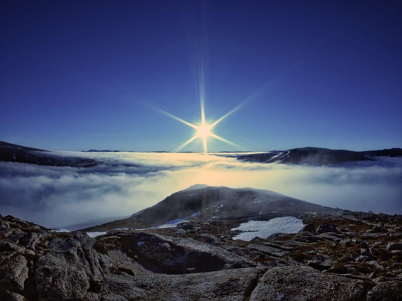 Glen Lui Inversion