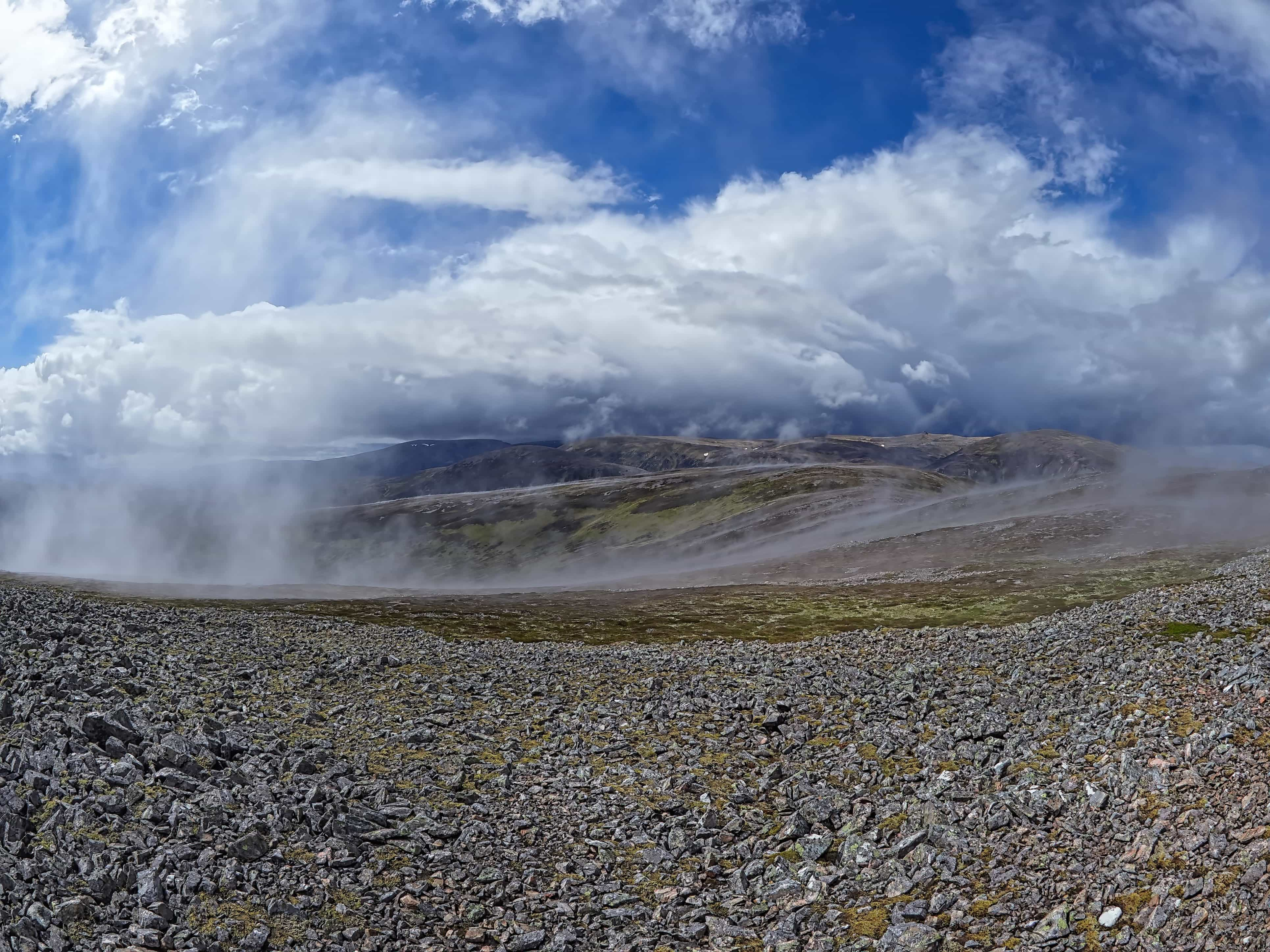Steamin' : The Cairngorms